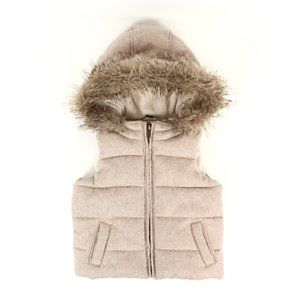 GAP vest, size 4